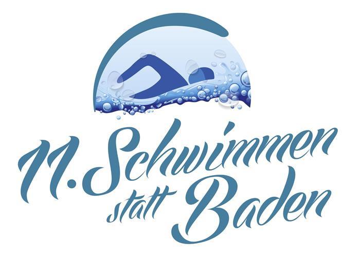 Schwimmen statt Baden Logo