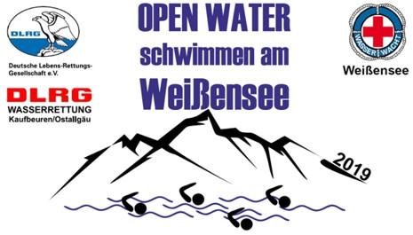Open Water Schwimmen am Weißensee 2019