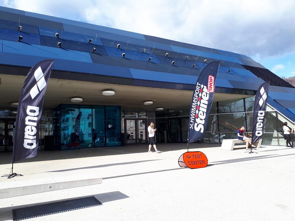 Auster Sport und Wellness becken Arena Neopren Test