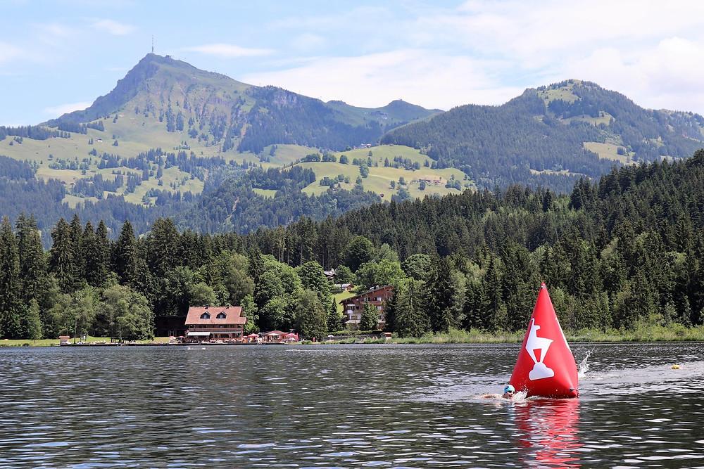 Schwarzsee, Austria Swim Open in Kitzbühel