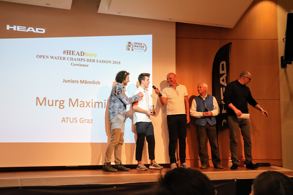 Maximilian Murg. Head Hero 2019