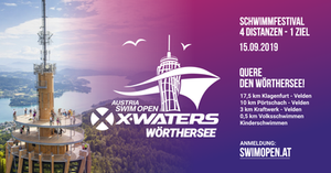 Wörthersee Swim Open 2019 Banner
