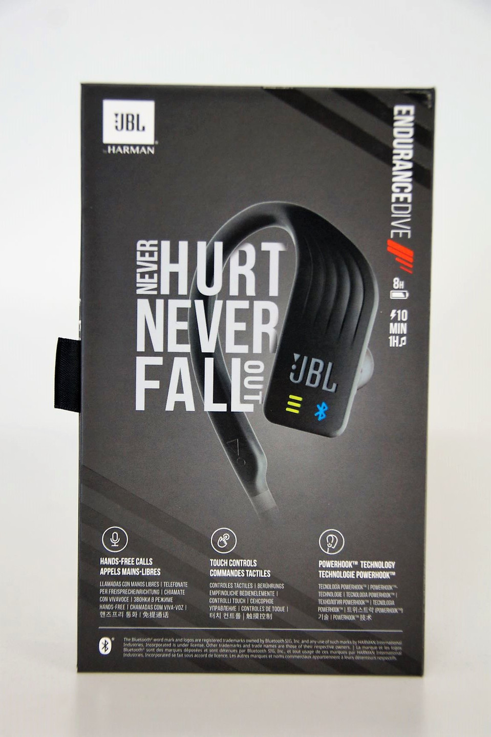 JBL Endurance Dive Box