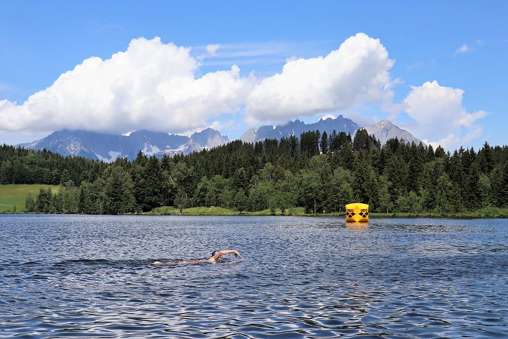 Kitzbühel Swim Open im Schwarzsee