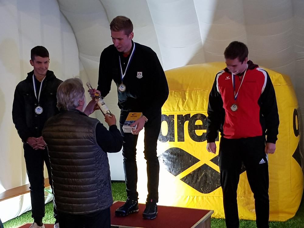 Florian Wellbrock beim Alpen Open Water Cup 2019