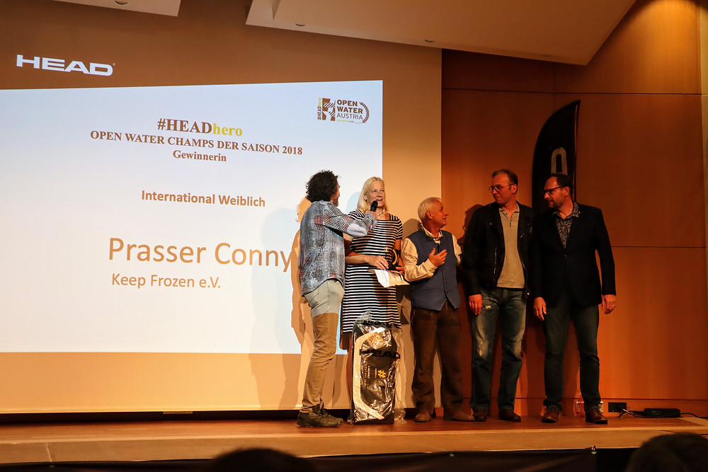 Conny Prasser. Head Hero 2019
