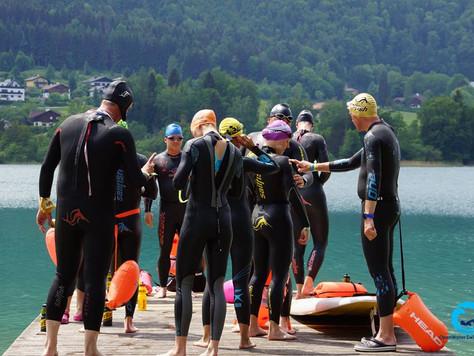 Österreich's größtes Neopren Testschwimmen