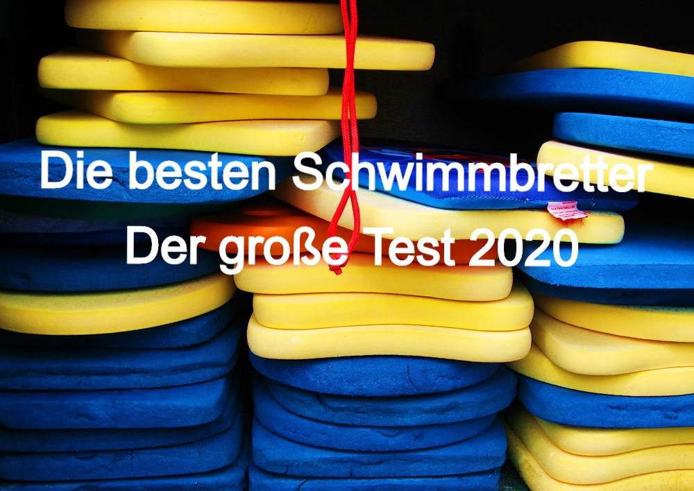 Schwimmbrett test 2020