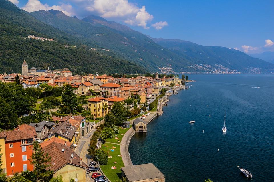 Maccagno, Lago Maggiore, Italian Open Water Tour