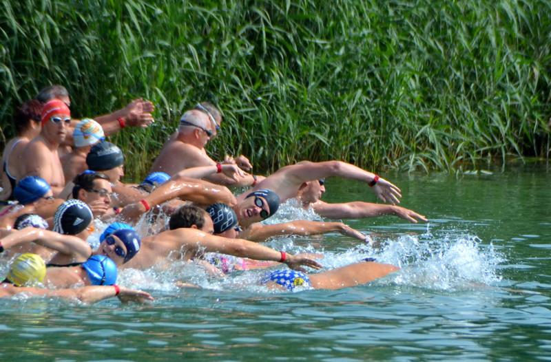 Thüringen-Cup Freiwasserschwimmen