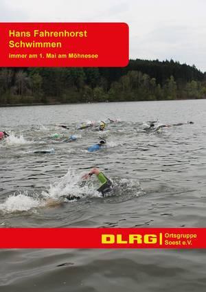 Hans-Fahrenhorst-Schwimmen im Möhnesee