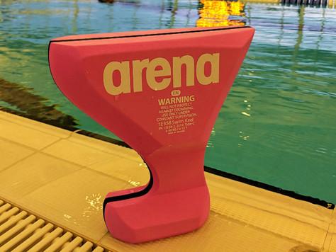 Der Arena Swim Keel | Produkttest 2019