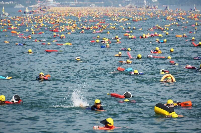 Sun Moon Lake International Swimming Carnival