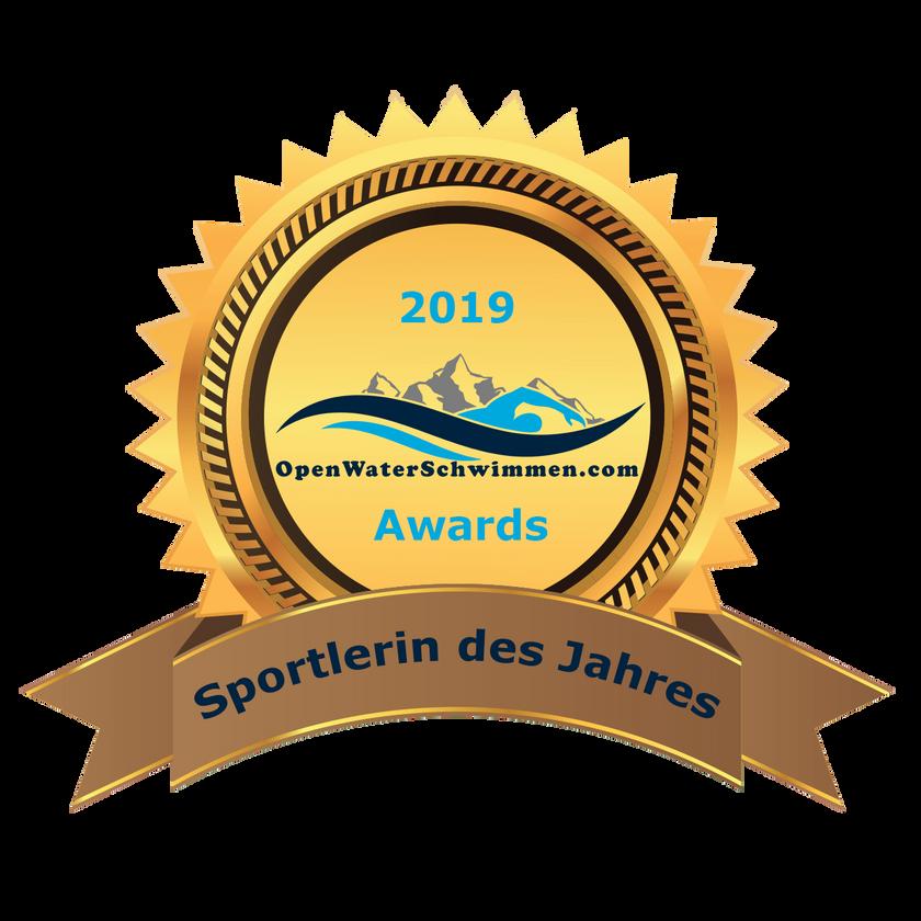 Open Water Sportlerin des Jahres