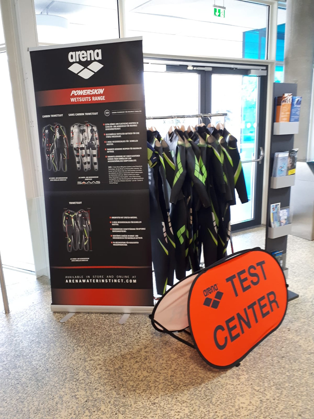 Arena Carbon WC Wetsuits
