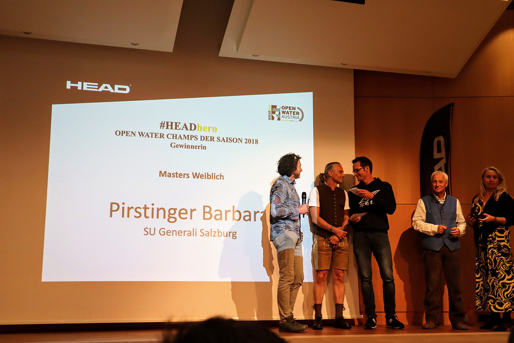 Barbara Pirstinger HEAD Hero 2019