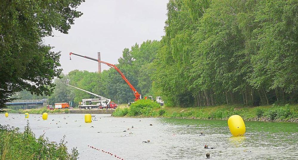 Münster Day & Night schwimmen