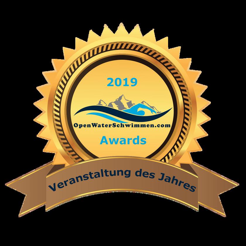 Open Water Veranstaltung des Jahres