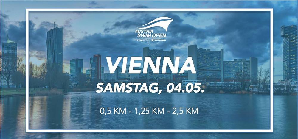 Vienna Swim Open Freiwasser Schwimmen