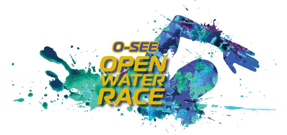 O-See Open Water Race Logo
