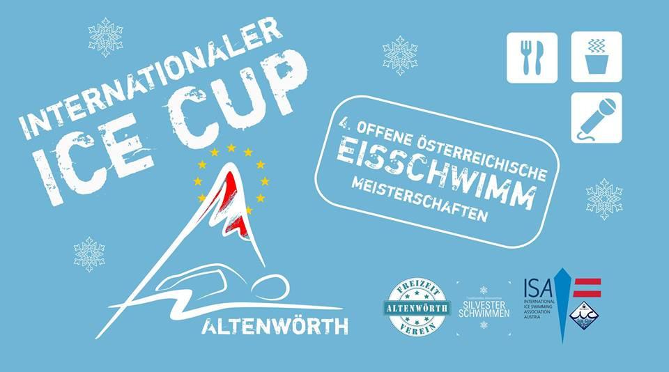 Internationaler Ice Cup Altenwörth, 4. offene Österreichische Eisschwimm Meisterschaften