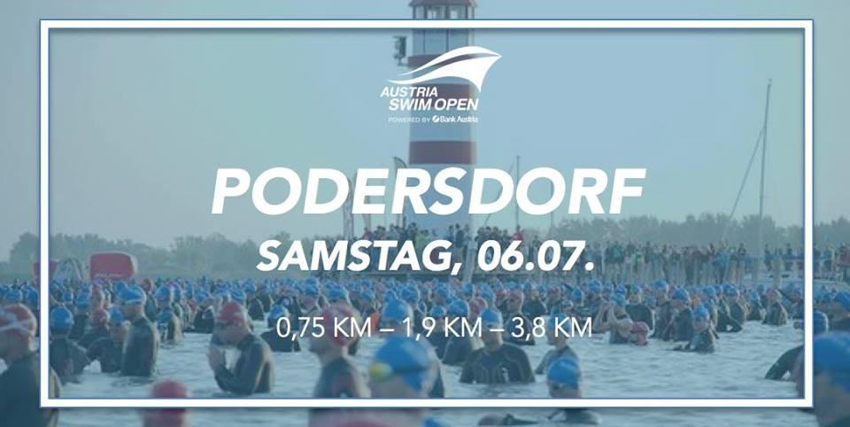 Podersdorf Swim Open im Neusiedler See