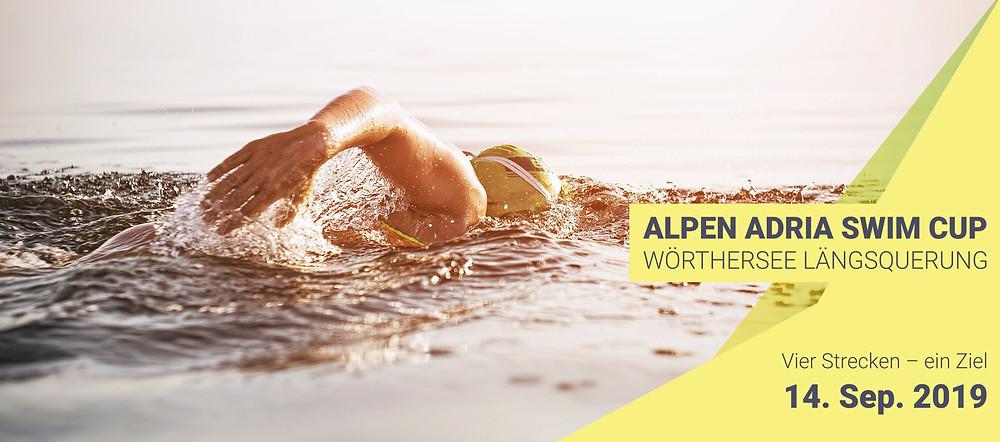 Alpen Adria Swim Cup - Wörthersee Längsquerung