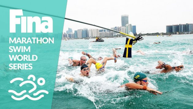 Fina Marathon Swim World Series