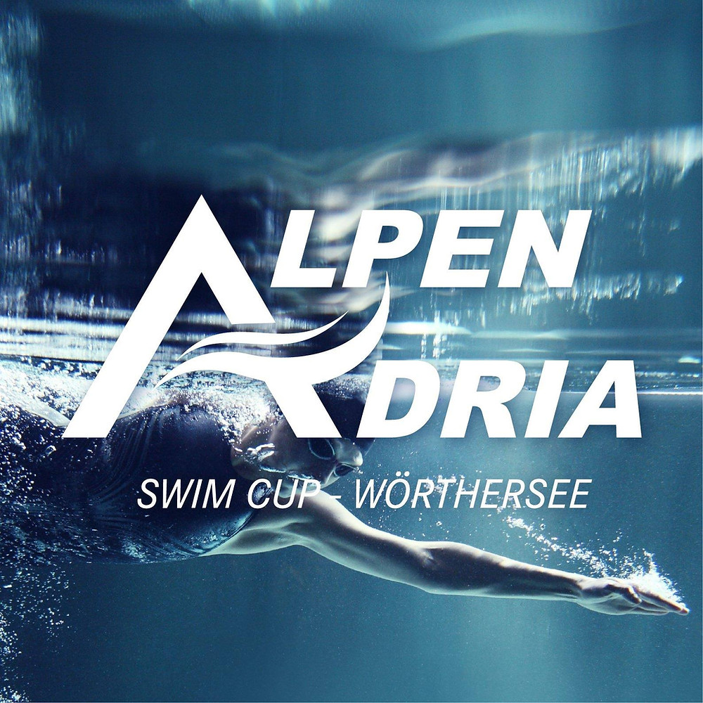 Alpen Adria Swim Cup Logo
