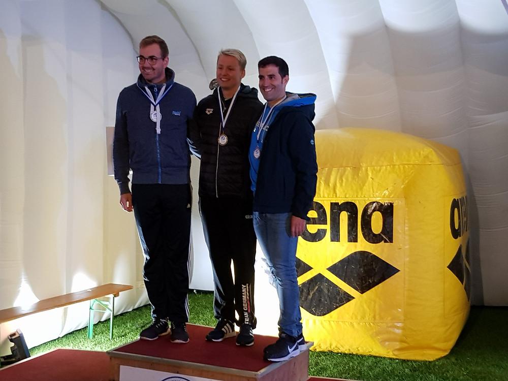 ROb Muffels beim Alpen Open Water cup 2019