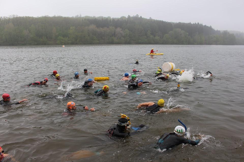 14. hans Fahrenhorst Schwimmen 2019