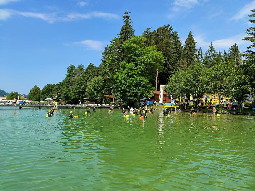 ALpen Adria Swim Cup Klopeinersee