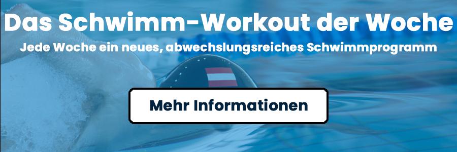 Schwimm Workouts der Woche