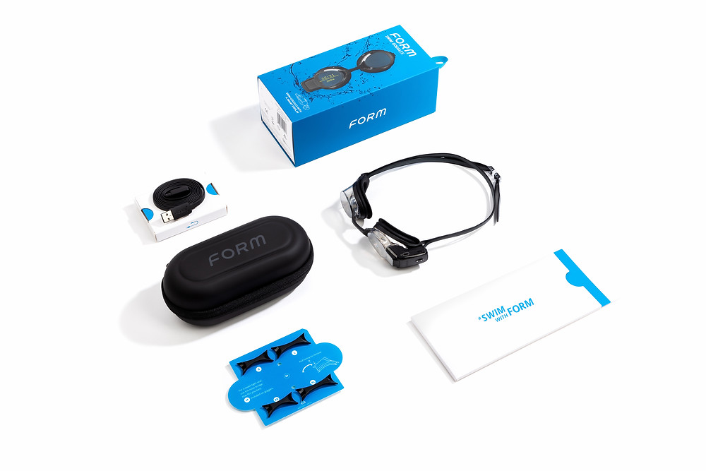 Form Smart Swim Goggles Verpackung