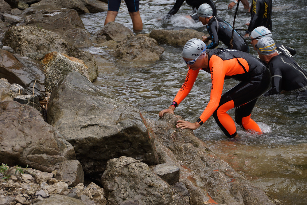 Riverthlon SwimRun Waidhofen an der Ybbs