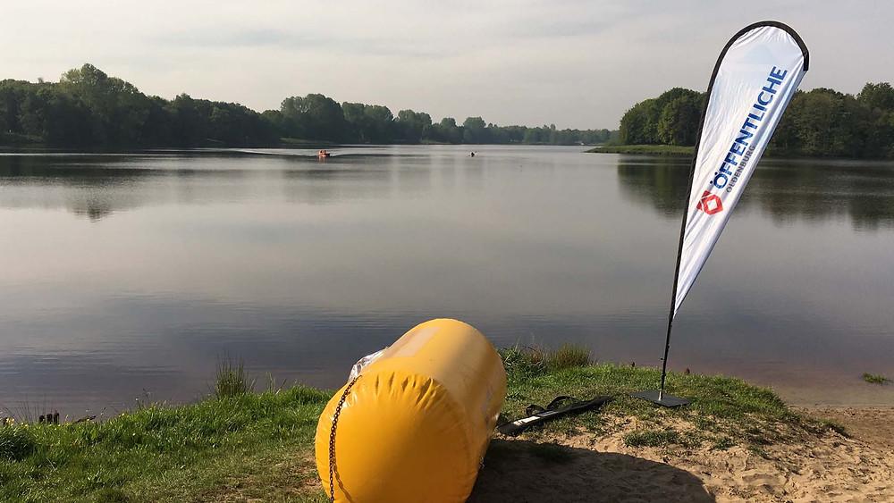 Tweelbäker See, Oldenburger Drei Seen SwimRun