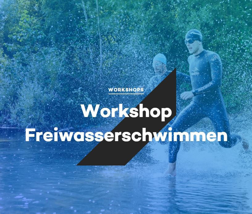Workshop Freiwasserschwimmen