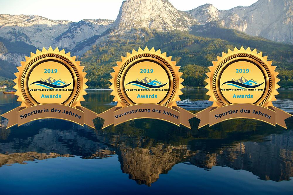 Die Open Water Schwimmen Awards 2019