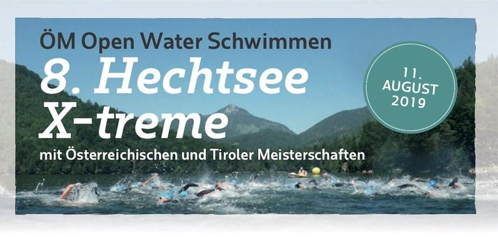 8. Hechtsee X-treme, Österreichische Meisterschaften Open Water