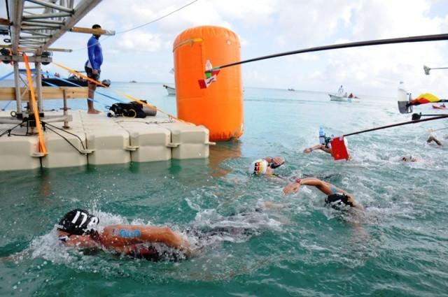 Seychelles Fina World Cup Marathon Swimming