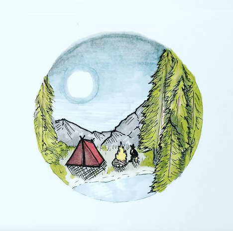 Circlescapes - Camping Out