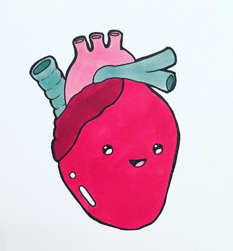 Body Parts - I Heart You