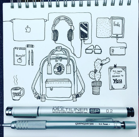 Things Organised Neatly