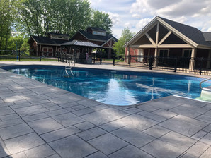 Pool - Château Venise - Lac Champlain - Venise-en-Québec