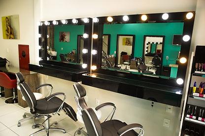 Maquiagem Salão