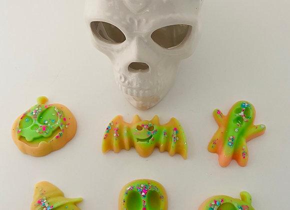 Halloween Shaped Wax melts