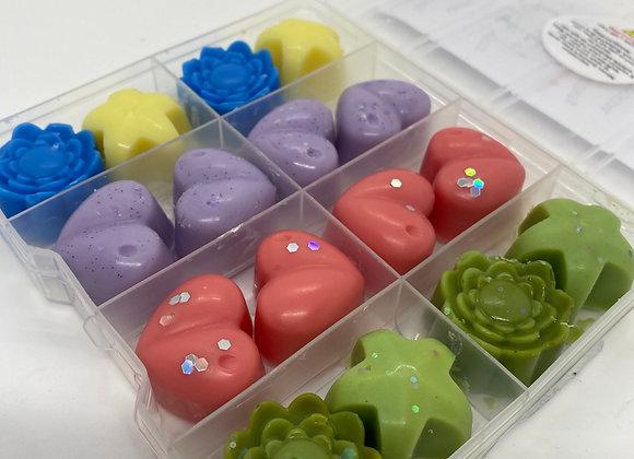 Variety wax melt Boxes