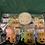 Thumbnail: Halloween themed wax melts and snap pot gift boxed