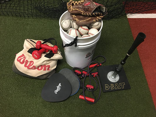 pitching training equipment