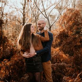 Engagement Carole et Florian par Mistan